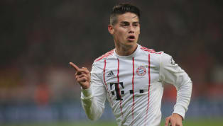James Rodriguez's Father Expects Bayern Munich Stay Despite 'Flattering' Real Madrid Interest