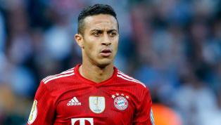 Bayern Munich Star Thiago Alcantara Wants Barcelona Return - Report