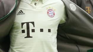 Ungewohnte Farben - Neues Auswärtstrikot des FC Bayern München geleaked