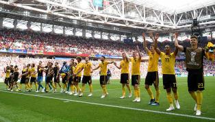 Twitter Reacts as Belgium Register Comfortable 5-2 Win Over Tunisia
