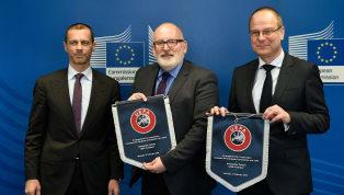 La UEFA podría descartar a Turquía para la Euro 2024 por cuestiones de derechos humanos
