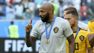 Thierry Henry Announces Decision to Quit Sky Sports to Find Managerial Role