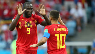 Eden Hazard Plays Down Romelu Lukaku Comments, Insists Everything's Fine Between the duo
