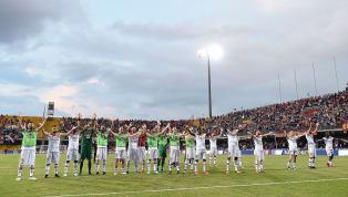 Benevento, il ringraziamento da brividi della tifoseria nei confronti della squadra - VIDEO