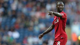 """Habe ihn bewundert"" - In Liverpool will Keita in Gerrards Fußstapfen treten"