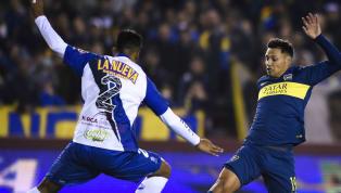 PICANTE    El mensaje de Cubero a Mauro Zárate en la presentación de la camiseta de Vélez