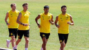 Borussia Dortmund: Mahmoud Dahoud und Erik Durm fehlen beim Training