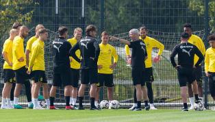 Diese 7 BVB-Spieler waren beim Trainingsauftakt noch im Urlaub