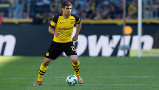 Arsenal Set to Unveil £17m Signing of BVB Dortmund Defender Sokratis Papastathopoulos Imminently
