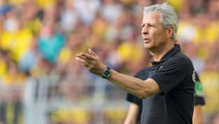 Dortmund Manager Lucien Favre Lauds Young Wingers After Four-Goal Rout Against Stuttgart