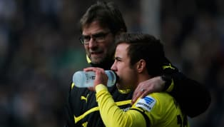 Mario Gotze Admits Interest in Teaming Up With 'Footballing Father' Jurgen Klopp Again