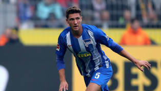 Hertha BSC in Sorge: Niklas Stark droht das Hinrundenaus