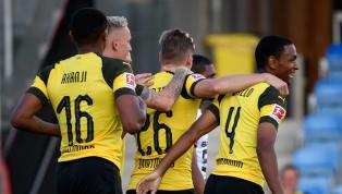 Greuther Fürth - Borussia Dortmund | Die offiziellen Aufstellungen