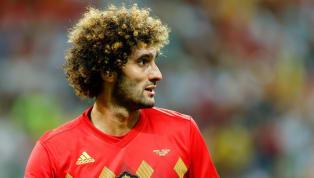 Belgiens Trainer Martinez schwärmt von Marouane Fellaini