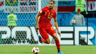 Belgium Star Nacer Chadli Emerges as Target for Ligue 1 Side Lyon Following World Cup Heroics