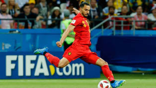 West Brom Still Waiting to Sell Belgium Star Nacer Chadli Amid Reported Besiktas Interest