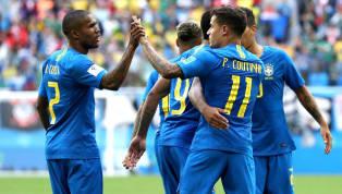 Brazil 2-0 Costa Rica: Player Ratings as Coutinho & Neymar Snatch Win for Seleção