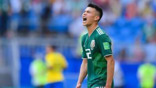¡TODA UNA ESTRELLA! | Lozano cumplió y apareció entre lo mejor del Mundial