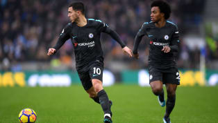 Journalist Names 'Potential' Chelsea Target Amid Uncertainty Over Futures of Eden Hazard & Willian