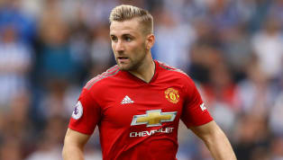 Man Utd Confirm Luke Shaw Has Signed a New Long-Term Contract Until Summer of 2023