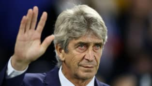 Manuel Pellegrini Says He Is 'Proud' of His Players and Gives Update on Growing Injury List