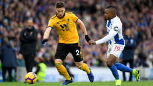 Wolves Defender Matt Doherty Facing Anxious Wait on Injury Ahead of Clash With Huddersfield