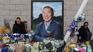 Leicester City to Build Statue of Late Owner Vichai Srivaddhanaprabha at King Power Stadium