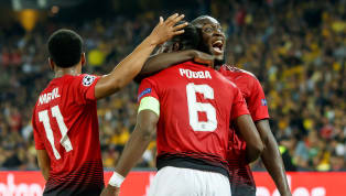 Young Boys 0-3 Man Utd: Report, Ratings & Reaction as Pogba Fires Red Devils to the Top of Group H