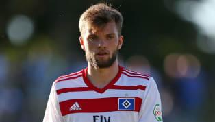 Bislang ohne Einsatz: HSV will Geduld mit Neuzugang Wintzheimer haben