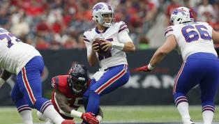 Fantasy Update: Josh Allen Leaves Game With Hand Injury