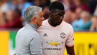 Video Shows Frosty Exchange Between Jose Mourinho & Paul Pogba the Morning After Carabao Cup Exit