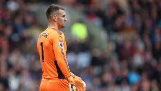 Sean Dyche Admits Burnley May Let Tom Heaton Leave for First Team Football in January