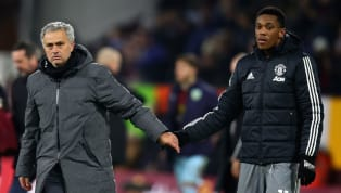 Anthony Martial Denies Previous Claims of Tension With Jose Mourinho as Fortunes Start to Turn