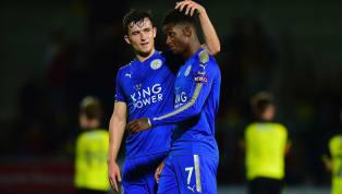 Leicester City's Ben Chilwell & Demarai Gray Receive Their First England Call-Ups