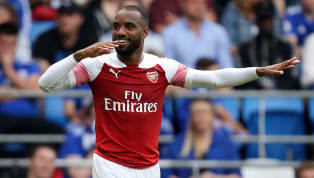 Alexandre Lacazette Named Arsenal Player of the Month After Fine Form in September