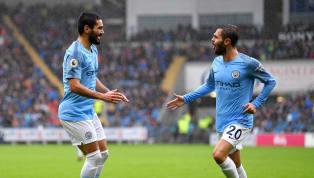 VIDEO: GOL! Gundogan Perbesar Keunggulan Man City Menjadi 3-0 dari Cardiff City