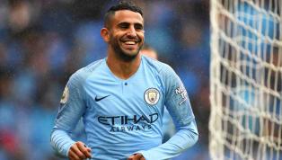 VIDEO: GOL! Mahrez Perbesar Keunggulan Man City Menjadi 5-0 dari Cardiff City