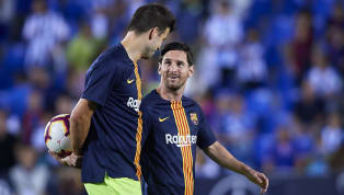 Barcelona can Cope Without Lionel Messi, Claims Gerard Pique