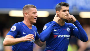 Alvaro Morata 'Hungry for More' Goals Under Maurizio Sarri After Scoring in London Derby
