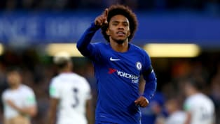 Chelsea Reject 2 Barcelona Bids for Willian as Blues Hold Out for €80m Asking Price