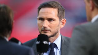 Chelsea Legend Frank Lampard in the Running for First Managerial Appointment