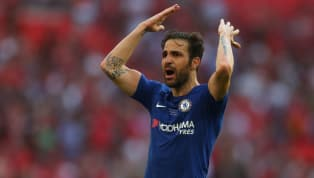 Atletico Madrid Join AC Milan in Race for Chelsea Midfielder Cesc Fabregas Ahead of January Window