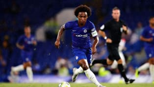 Chelsea Set to Hand Improved New Contract to Willian as Man Utd & Barcelona Interest Ends