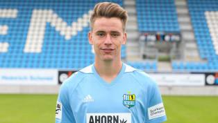 SV Sandhausen verpflichtet Florian Hansch vom Chemnitzer FC