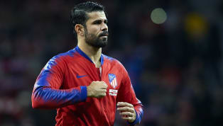 Atletico Madrid Confirm Striker Diego Costa Will Undergo Treatment for 'Bruised Foot'