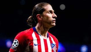 El Atlético de Madrid quiere renovar el contrato de Filipe Luis