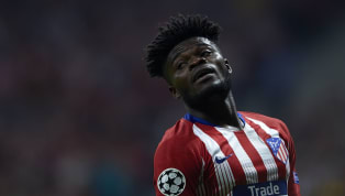 Atlético Madrid Ace Thomas Partey Outlines Desire to Remain at Club Amid Arsenal & Napoli Rumours
