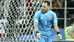 Turkish Giants Besiktas on the Verge of Signing Arsenal & Colombia Goalkeeper David Ospina