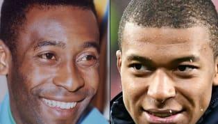 HUMOUR : Pelé menace de rechausser les crampons pour concurrencer Mbappé