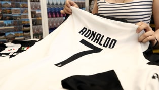 Report Reveals Juventus are Selling One Cristiano Ronaldo Jersey Every Minute